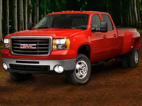 2007 gmc sierra 3500 hd crew cab pricing ratings reviews kelley blue book