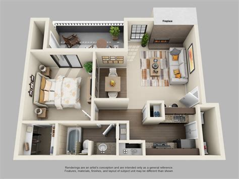 how big is 650 square feet 650 sq ft floor plans
