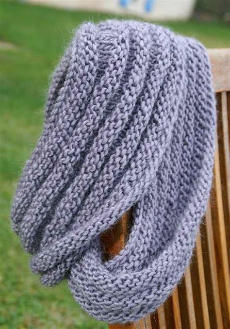 knitting pattern scarf size 8 needles cowl cast on 100 stitches using circular needles knit