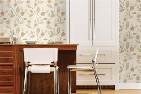 wallpaper in kitchen ideas best kitchen wallpaper ideas bestartisticinteriors com