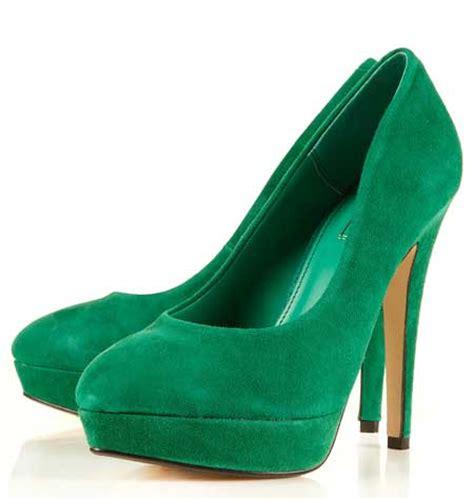 topshop stare2 green suede platform shoes gt shoeperwoman