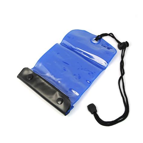 waterproof pouch for phones cameras water resistant storage bag