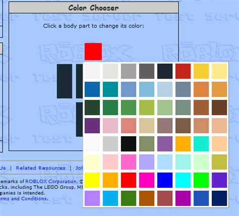 find related colors roblox noob colors 28 images photo collection noob