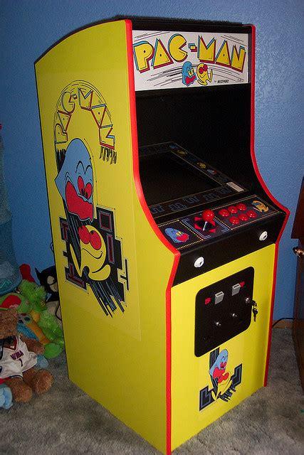 pac arcade cabinet pacman arcade machine papercraft imgkid com the