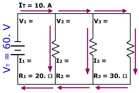 resistors in parallel v ir resistors in parallel v ir 28 images electricity circuits ppt series and parallel circuits