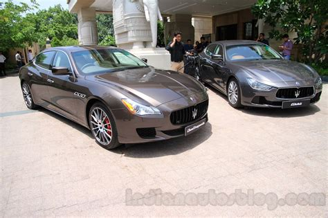 maserati india maserati opens first dealership for india in new delhi
