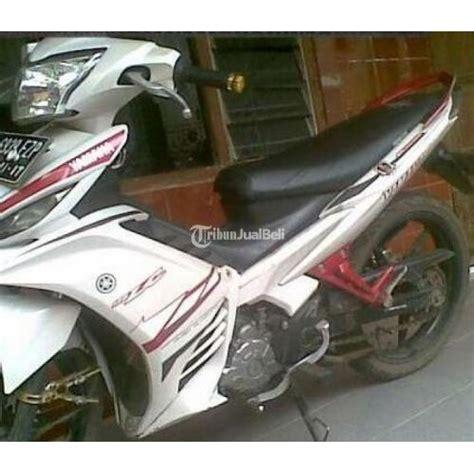 As Tengah Ddi Jupiter Mx Yamaha Motor Bebek Murah motor jupiter mx bekas tahun 2012 warna putih pajak baru sukoharjo jawa tengah dijual