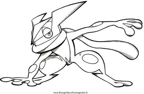 pokemon coloring pages greninja greninja pokemon coloring pages images pokemon images