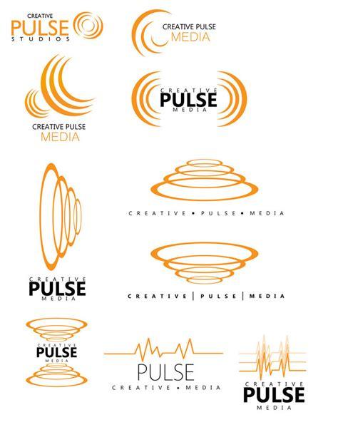 logo design creative pulse study sheet by smokejaguar on
