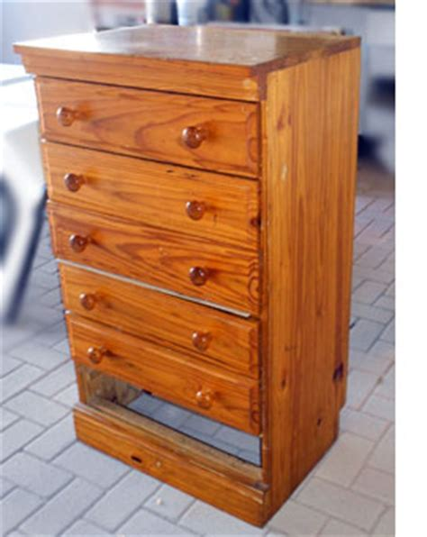 home dzine spray paint pine furniture