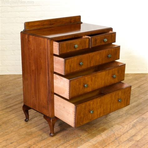 Antique Walnut Chest Of Drawers by Walnut Chest Of Drawers Antiques Atlas