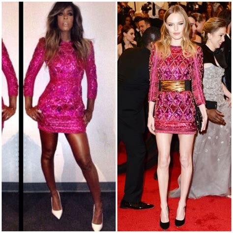 Who Wore It Better Kate Bosworth Vs Thandie Newton In Preen by Who Wore It Better Rowland Vs Kate Bosworth In