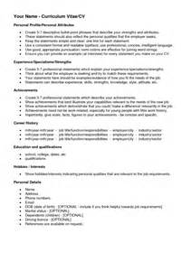 sle of hobbies and interests on a resume list of hobbies and interests for resume sles of resumes