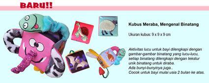 Seri Kata Santun Buku Bantal Paket paket bintang untuk sang buah hati gian mandiri