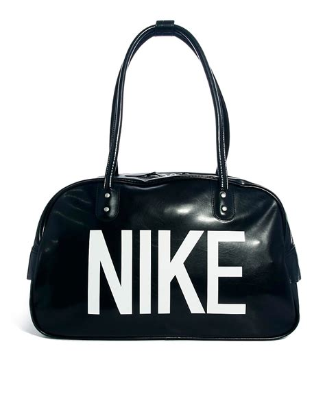 nike nike heritage shoulder bag at asos