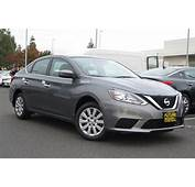 New 2018 Nissan Sentra S 4dr Car In Roseville N44981