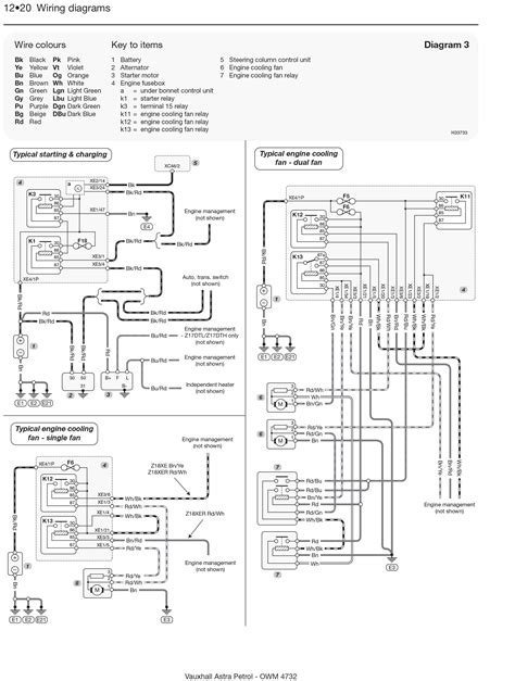 astra power steering wiring diagram 40 wiring