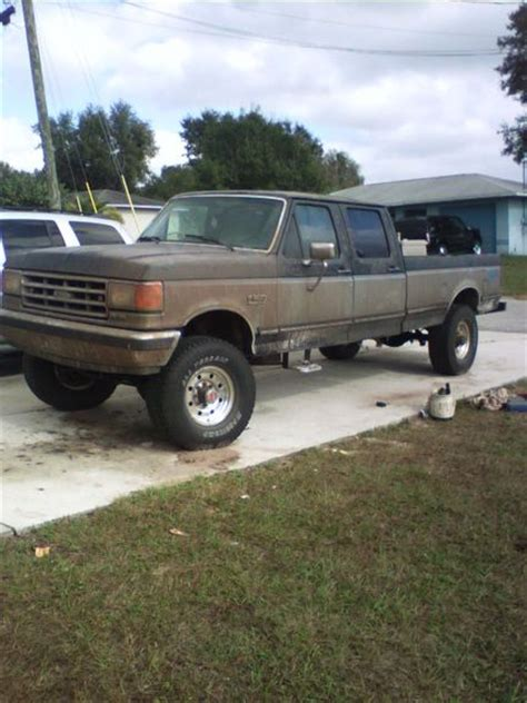 1989 ford f350 ajknwtf 1989 ford f350 crew cab specs photos
