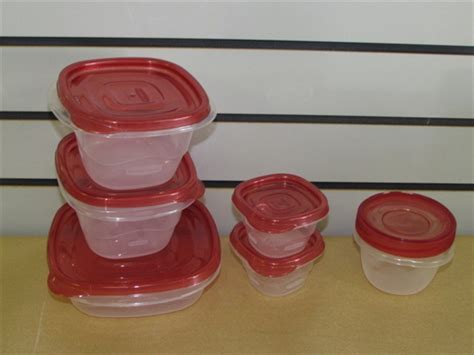 Tupperware Ikea lot detail large assortment of storage containers tupperware rubbermaid ikea primarily new