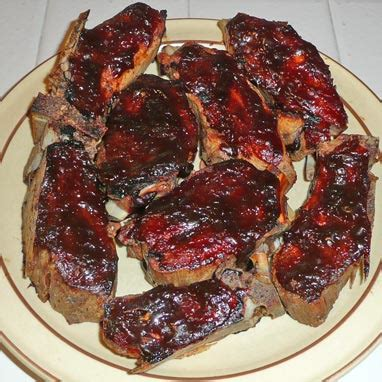 country style beef ribs cooker keith s oven barbecued country style ribs recipe