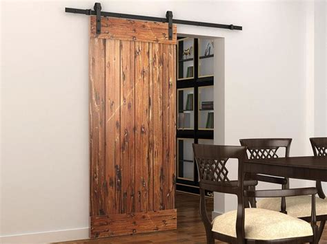 Sliding Barn Door Rustic Barn Door Hardware Sliding Interior Barn Door