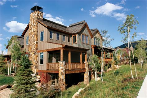 new website for colorado mountain home real estate site