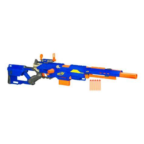 Sale Pistol Mainan Air Sport Series Mundo Gun 3 In 1 nerf longstrike sniper rifle neat shtuff neat shtuff