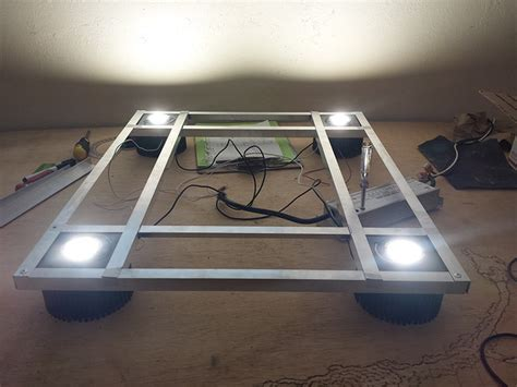 diy cob led grow light the cob led grow light explained and reviewed