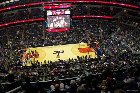 section 400 verizon center capital one arena section 400 washington wizards