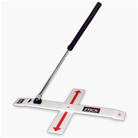 Com Plane Stick Pro Package Golf Swing Plane