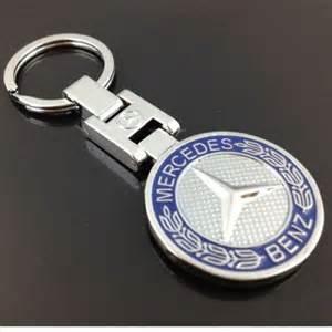 Key Ring Mercedes Mercedes Logo Keyring Keychain Fob