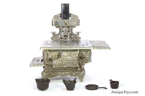 toy range kenton cast iron quot royal quot stove or range antique toys for
