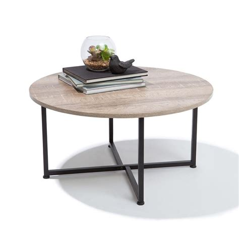 industrial coffee table kmart