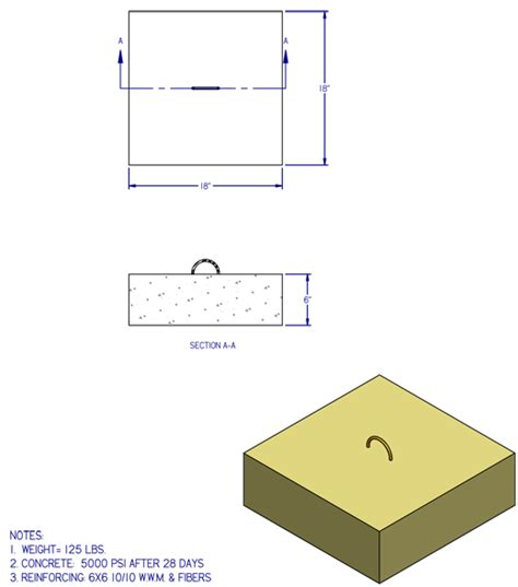 Window Nest Box - genest precast thrust block
