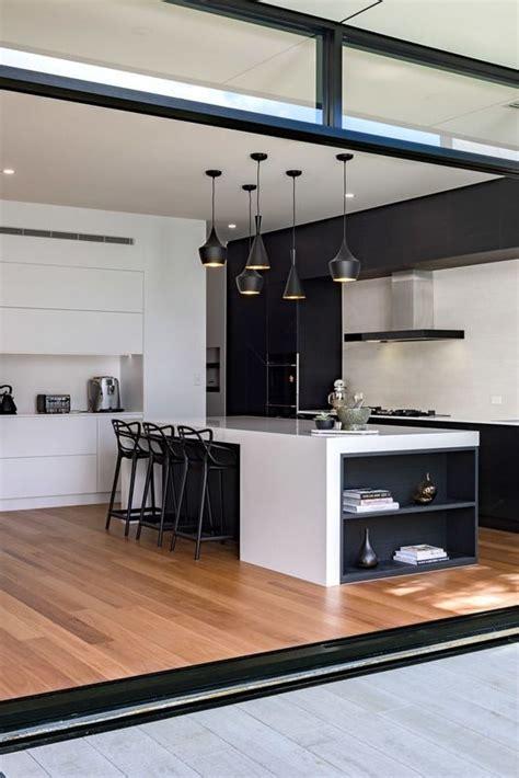 sleek kitchen cabinets 31 chic modern kitchen designs you ll love digsdigs