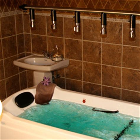 Table Shower by Vichy Shower Healing Waters Treatments Boston