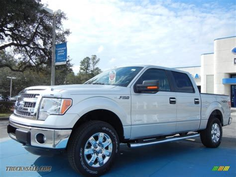 2013 ford f150 4x4 for sale 2013 ford f150 xlt supercrew 4x4 in ingot silver metallic