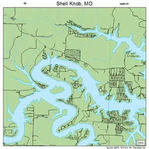 shell knob missouri map 2967232