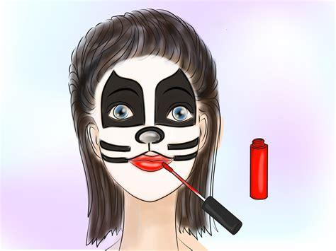 kiss makeup tutorial peter criss kiss makeup www pixshark com images