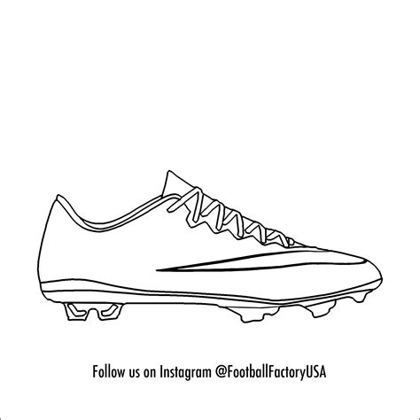 boat cleat drawing how to draw a soccer cleat www imgkid the image