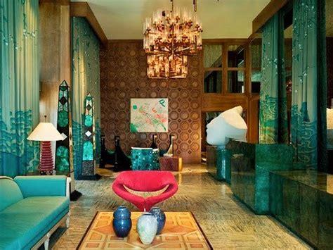 maximalist interior design design design with malachite made by girl