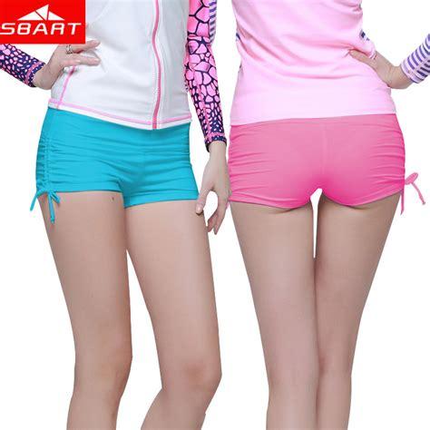 Baju Renang Pendek Wanita sbart wanita grosir pakaian renang celana pendek pantai pakaian renang di lycra untuk berenang