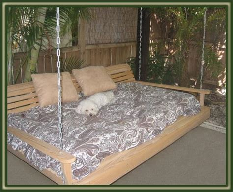swing bed porch how to made porch swing bed plans woodworking online
