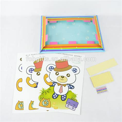 Chart Paper Craft - 2016 sale chart paper craft decoration learning toys