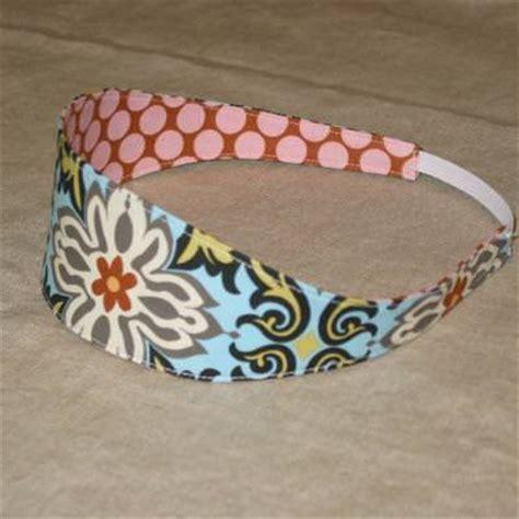 pattern fabric headband fabric headband tutorial intermidiate tip junkie