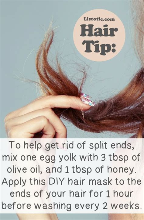 Hair Mask Diys Tips Tricks by Image