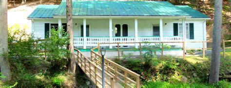 virginia cottage wv mountain resort capon springs