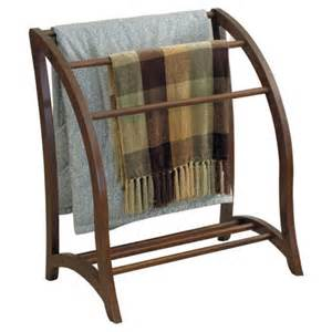 quilt display stand antique style walnut in quilt racks