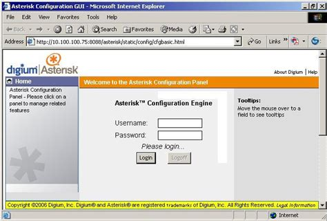 tutorial asterisk ubuntu installation of asterisk gui
