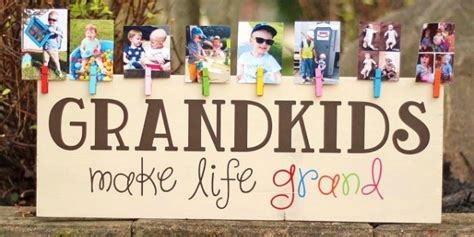 christmas gifts for soon to be grandparents 14 gifts for grandparents tip junkie